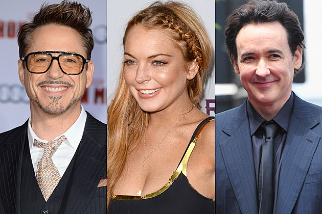 celebrity-roommates-robert-downey-jr-lindsay-lohan-john-cusack