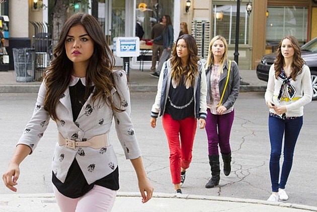 'Pretty Little Liars' Now You See Me